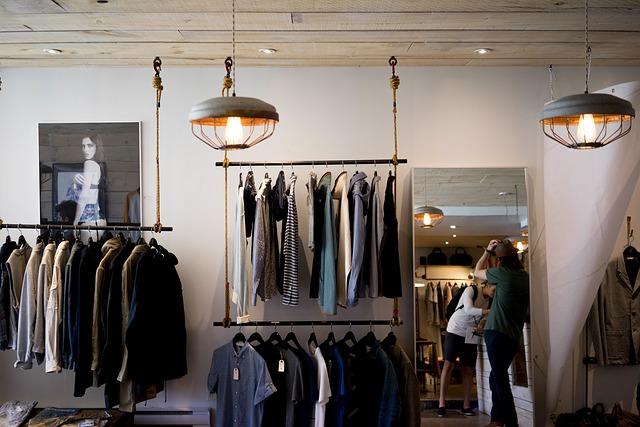 Moduł sklepowy odzieżowy NUT 13